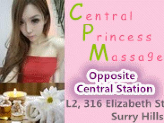 Central Princess Massage